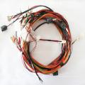 Faisceau de câblage de moteur automobile et automobile