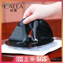 Máscara de gel negro personalizado con alta calidad