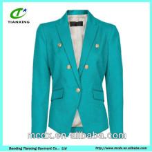 slim fashionable Blazer jackets for woman