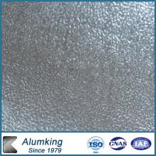 Feuille / plaque / panneau en aluminium / aluminium en relief 1050/1060/1100 pour électricité