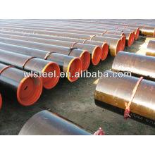 Precio del acero del tubo de ASTM A53 / A106 API5L Gr.b erw