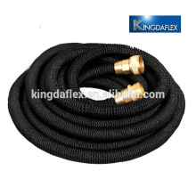 amazon hot sale latex black flexible factory expandable garden hose