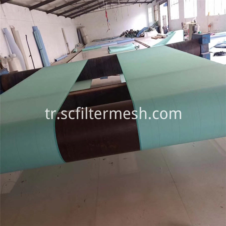 Paper Polyester Mesh