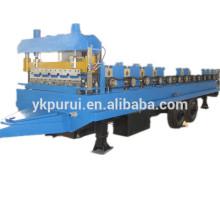 Máquina de formação de chapa galvanizada plana profissional