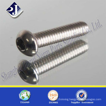 High Quality Factory Price Button Head Screw