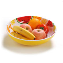 (BC-PM1007) Fashionable Design High Quality Reusable Melamine Plate