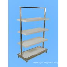 Garment Display Stand & Pillow Display Stand (GDS-0733)