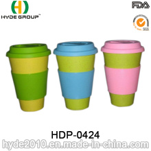 2016 Wholesales Cheap Good Quality Bamboo Fiber Cup (HDP-0424)