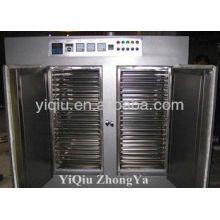 Energy saving cart tray dryer machine and dryer ovens