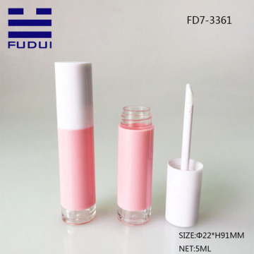 5ml cute Plastic Customize Lip Gloss Bottle