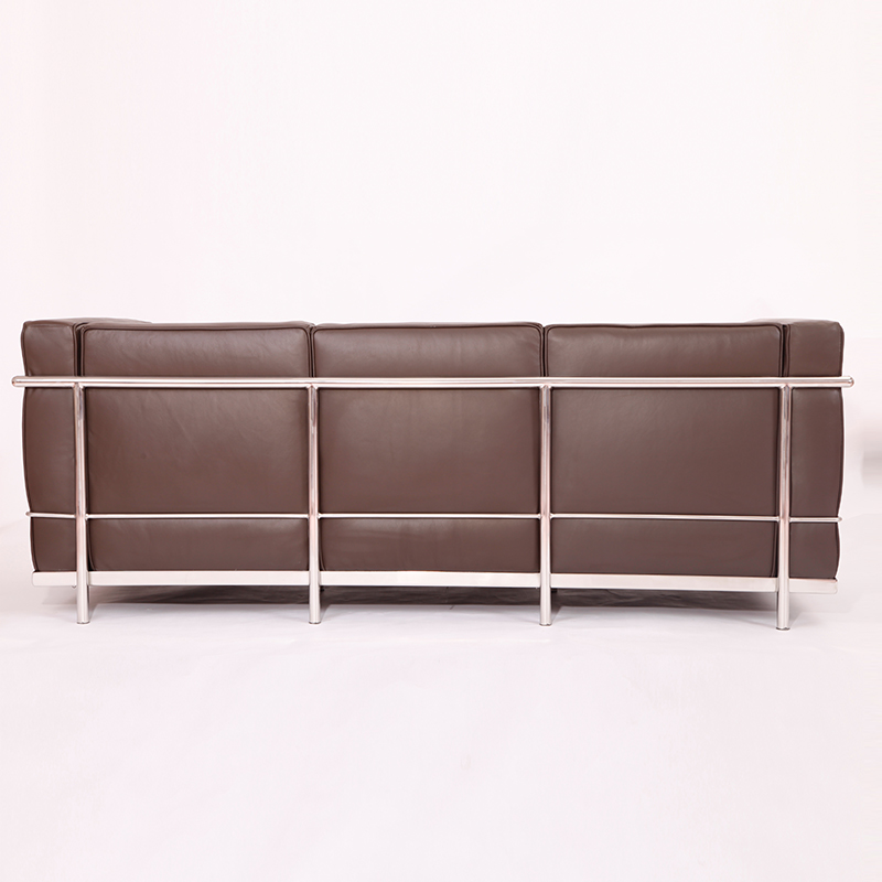 Le Corbusier LC2 sofa 3 seater