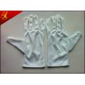 Cotton Material Working Bleach Gloves