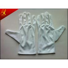 Tissu coton, eau de Javel gants de travail