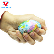 Custom Eco-friendly Colorful Relief Anti Stress Ball Mini Stress Ball