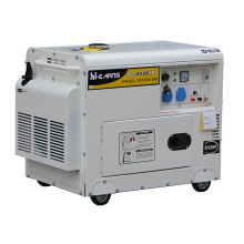 6.5kw tipo silencioso gerador diesel para uso doméstico (DG8500SE)