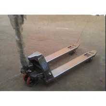 Stainless Steel Hand Pallet Truck