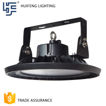358*130mm Simple design Eco-friendly 120w ufo led high bay light
