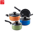 High Quality Pressed Aluminium Rongli Cookware