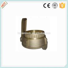 Acoplamiento de forraje de latón Tankwagon DIN 28450 MK con buena calidad