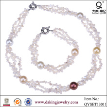 Hot Sale Necklace and Bracelet Jewelry Wholesale New Products