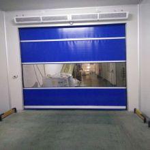 Automatic Radar PVC Roller Shutter Speed Door