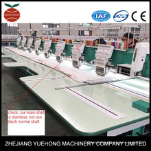 YUEHONG FLAT EMBROIDERY MACHINE À VENDRE