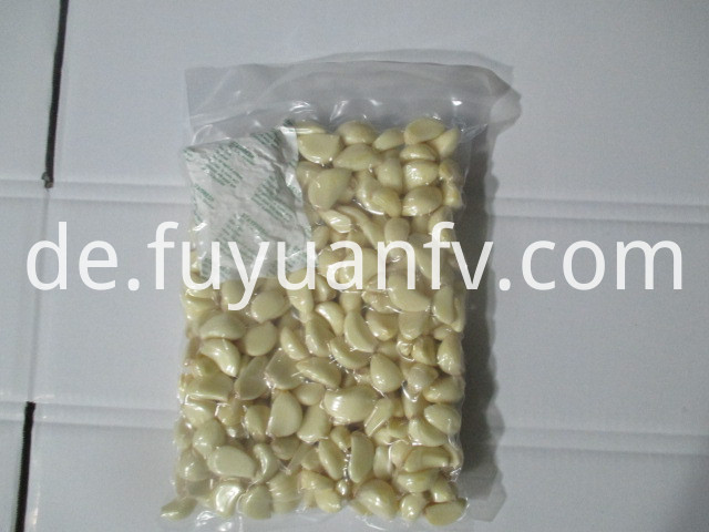 250G PEELED GARLIC