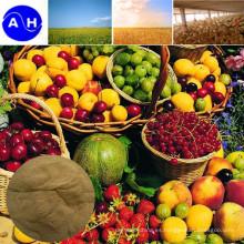 Fuente vegetal Aminoácido 60% Baja Cloridión Aminoácidos de origen vegetal puro