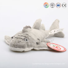 Juguetes de felpa superventas rellenos de juguetes de tiburón suave