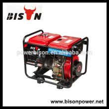BISON (CHINA) 2kw Generador Diesel, generador diesel portátil de tipo abierto