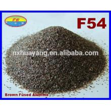 F16-220 # abrasives braunes Aluminiumoxid (BFA) zum Sandstrahlen