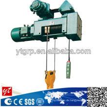 10t, 415V elektrische Hebemaschine mit Laufkatze explosionsgeschützte Art