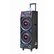 Stage DJ Speaker Rechargeble Battery Speaker 6200t