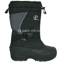 Kualitas Orang Dewasa TPR-Outsole Winter Boots