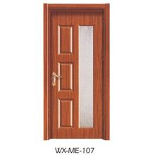 Low Price Excellent Quality Hotsale Melamine Door (WX-ME-107)