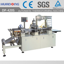 Auto Plastic Thermoforming Machine Lid Thermoforming Machine