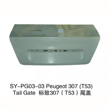 Peugeot 307 Tail Gate