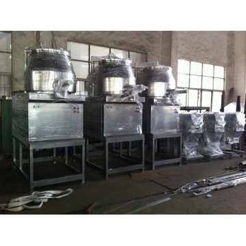 Mixing Granulator used in humid soft material