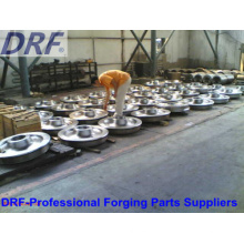 Factory Direct Sales of Alloy Steel Forged Wheels