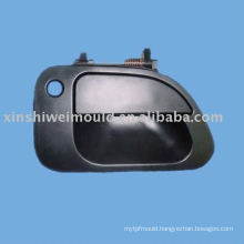 Auto lamp plastic mold