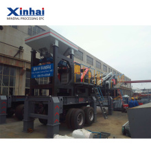 Reliable Performance portable gold mining equipment