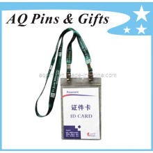 Heat Transfer Lanyards with ID Card