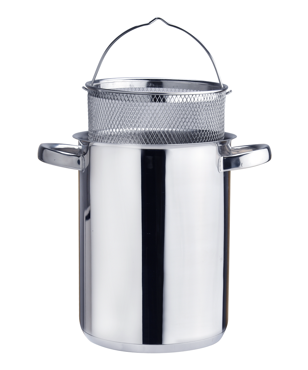 asparagus cooking pot