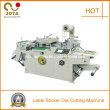 China New Die Cutting Machine for Label Sticker