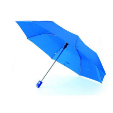 Pearl Fabric 3 Fold Auto Open Umbrellas (YS-3FA22083525R)