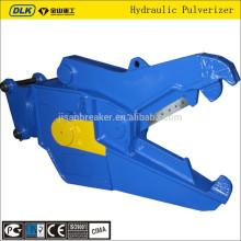 Hydraulic pulverizer in excavator for doosan 225 lc