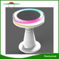 Изменение цвета дистанционного управления IP65 Водонепроницаемый декоративные солнечный свет СИД солнечный свет стола ресторан Солнечный Светильник таблицы
