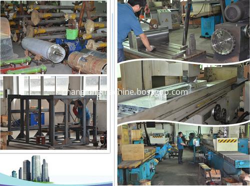 pallet film production line