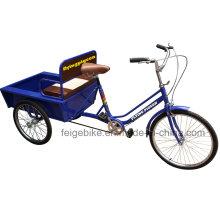 Triciclo popular da compra do uso do ancião (FP-TRCY030)