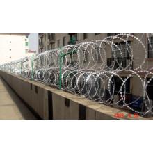 Galcanzed Razor Barbed Wire